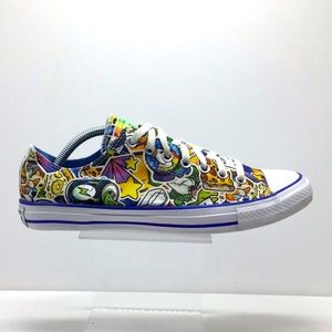 Unisex Special Edition Converse low tops